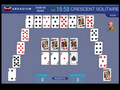 Crescent Solitaire, aby grać online