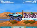 4 Wheel Madness, aby grać online