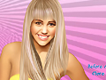 Miley Cyrus Make Over, aby grać online